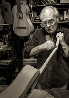 Charles Sutton, luthier, 2013